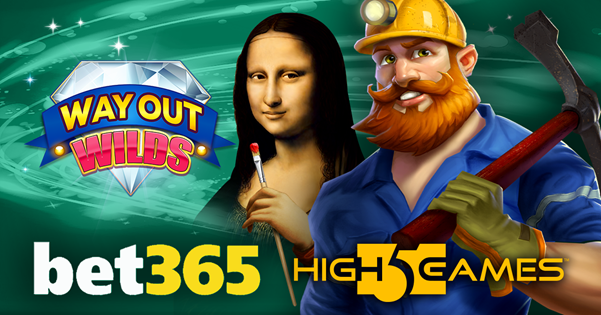 Bet365 New Game Additions From The Biggest Developers!